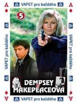 Dempsey a Makepeaceová 5 disk DVD
