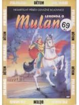 Legenda o Mulan DVD