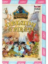 Obludy a piráti DVD