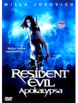 Resident Evil: Apokalypsa DVD