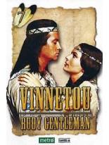 Vinnetou Rudý gentleman DVD
