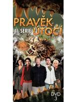 Pravěk útočí 2. série 3. disk DVD