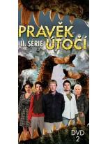Pravěk útočí 2. série 2. disk DVD