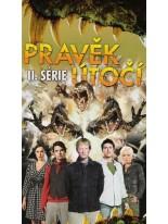 Pravěk útočí 2. série 1. disk DVD
