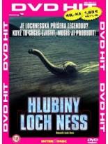 Hlubiny Loch Ness DVD