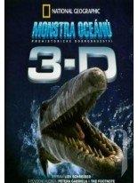 Monstra Oceánů 3D DVD
