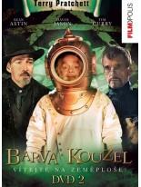 Barva kouzel 2 DVD