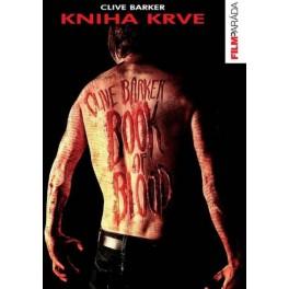 Kniha krve DVD