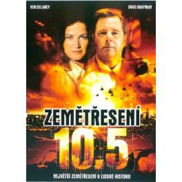 Zemětřesení 10,5 DVD