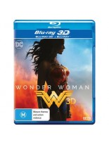 Wonder Woman 3D + 2D Bluray
