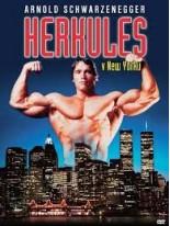Herkules v New Yorku DVD