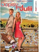 Dopisy pro Julii DVD