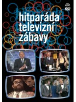 Hitparáda televízní zábavy DVD