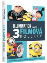 Já padouch 1 - 3 DVD