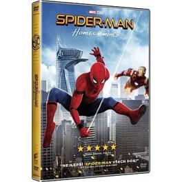 Spiderman: Homecoming DVD