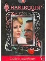 Harlequin: Láska s podezřením DVD