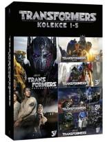 Transformers Kolekce 5 DVD