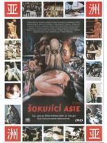 Šokující Asie DVD Kolekce