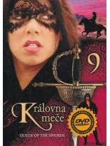 Královna meče 9 DVD