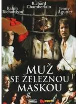 Muž se železnou maskou DVD