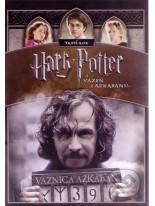 Harry Potter a vězeň z Azkabanu SK - DVD