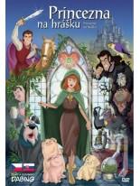Princezna na hrášku DVD