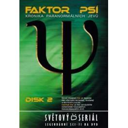Faktor PSI 2. disk DVD