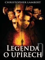 Legenda o upírech DVD