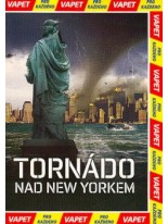 Tornádo nad New Yorkem DVD