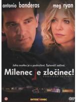 Milenec je zločinec DVD