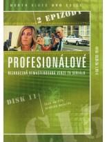 Profesionálové 11. disk DVD