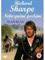 Richard Sharpe: Nebezpečné poslání DVD