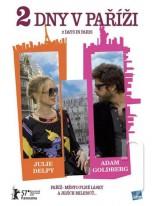 2 dny v Paříži DVD