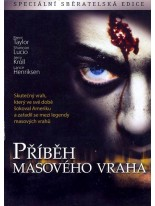 Příběh masového vraha DVD