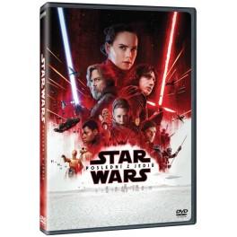Star Wars: Poslední z Jediů DVD