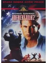 Americký ninja 2 DVD