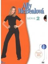 Ally McBealová 2. séria DVD