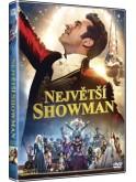 Nejvetší showman DVD