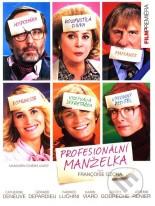 Profesionální manželka DVD