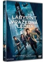 Labyrint: Vražedná léčba DVD
