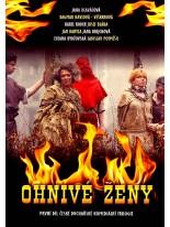 Ohnivé ženy DVD