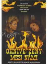 Ohnivé ženy mezi námi DVD