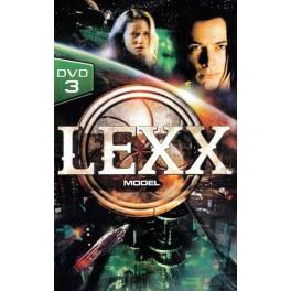 Lexx 3. disk DVD