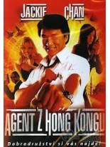 Agent z Hong Kongu DVD
