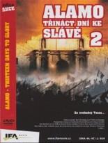 Alamo 13 dní ke slávě 2. disk DVD