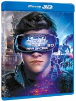 Ready Player One 3D + 2D Bluray