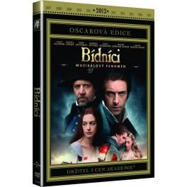 Bídnici DVD