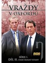 Vraždy v Oxfordu 1. séria 2. diel DVD
