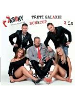 Kroky Michala Davida Tretí galaxie DVD