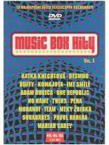Musicbox Hity vol. 1 DVD